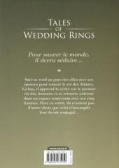 Verso de Tales of Wedding Rings -7- Tome 7