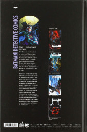 Verso de Batman : Detective Comics -5- Un sanctuaire solitaire