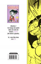 Verso de Détective Conan -2c- Tome 2