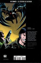 Verso de DC Comics - La légende de Batman -4025- Knightquest - 3e partie