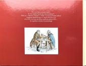 Verso de Barbe-Rouge (Eaglemoss) - La Marée de Saint Jean