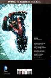 Verso de DC Comics - Le Meilleur des Super-Héros -92- Nightwing - Sweet Home Chicago