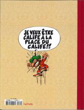 Verso de Iznogoud - La Collection (Hachette) -30- Tome 30