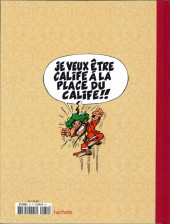 Verso de Iznogoud - La Collection (Hachette) -31- Tome 0