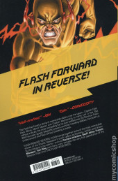 Verso de Flash Rogues - Reverse-Flash