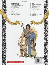 Verso de Thorgal -4Ind- La Galère noire