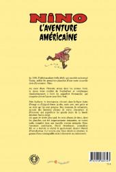 Verso de Nino (Leemans/Stallaert) -INT- L'aventure américaine