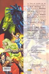 Verso de X-Men : Inferno