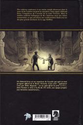 Verso de Witchfinder -4- La Cité des morts