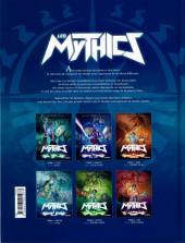 Verso de Les mythics -6- Neo