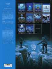 Verso de Arctica -10- Le complot