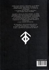 Verso de Block 109 - Tome a2018