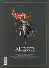 Verso de Les reines de sang - Aliénor, la Légende noire -INT2- L'intégrale - Tomes 4 à 6
