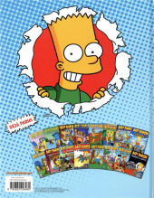 Verso de Bart Simpson (Jungle !) -17- Trop la frime !