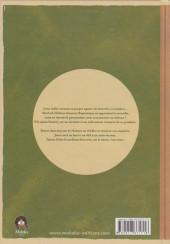 Verso de Sherlock Holmes - La BD dont vous êtes le héros -4- Le défi d'Irène Adler