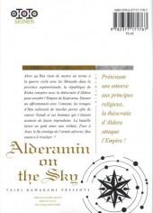 Verso de Alderamin on the Sky -7- Tome 7