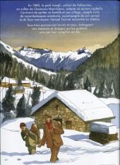 Verso de Chamonix Mont-Blanc -7- Vallorcine, la valllée des ours