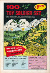 Verso de Jungle War Stories (1962) -9- (sans titre)