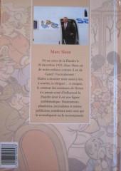 Verso de Néron et Cie (Les Aventures de) (Érasme) -HSTL- Bon anniversaire, Marc Sleen !