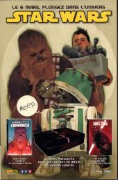 Verso de Star Wars (Panini Comics - 2017) -12- Mutinerie sur mon cala