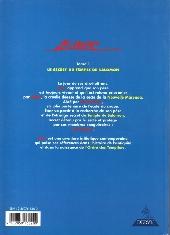 Verso de Ener -1- Le Secret du temple de Salomon