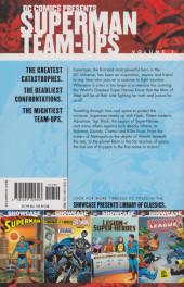 Verso de Showcase presents: DC Comics presents -INT01- Volume 1