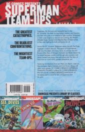 Verso de Showcase presents: DC Comics presents -INT02- Volume 2