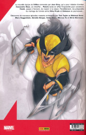 Verso de X-Men (Marvel France 6e série - 2019) -2- Jusqu'à ce que la mort nous sépare