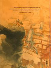 Verso de On Mars_ -2- Les Solitaires