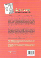 Verso de (DOC) Études et essais divers - (À suivre) : archives d'une revue culte