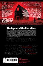 Verso de Gideon Falls (2018) -INT01- The Black Barn