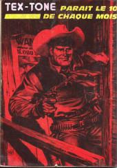 Verso de Tex-Tone -373- Les fugitifs