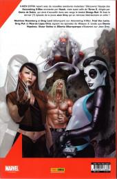 Verso de X-Men Extra (2e série) -1- Jusqu'à notre dernier souffle
