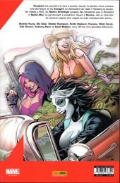 Verso de Deadpool (Marvel France 6e série - 2019)  -2- L'instinct du tueur