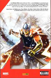 Verso de Avengers (Marvel France - 2019) -2- Avenger un jour, Avenger toujours