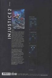 Verso de Injustice 2 -3- Tome 3