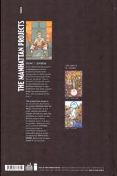 Verso de Manhattan Projects (The) -2- Leur règne