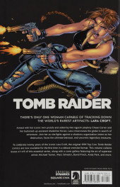 Verso de Tomb Raider Archives Volumes -1- Tomb Raider Archives Volume 1