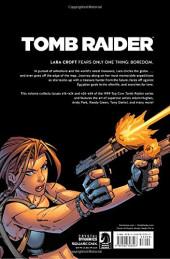 Verso de Tomb Raider Archives Volumes -2- Tomb Raider Archives Volume 2