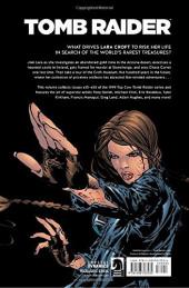 Verso de Tomb Raider Archives Volumes -3- Tomb Raider Archives Volume 3