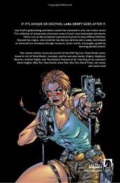 Verso de Tomb Raider Archives Volumes -4- Tomb Raider Archives Volume 4