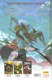 Verso de Thor : Dieu du Tonnerre -INT2- Les dernières heures de Midgard