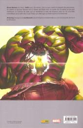 Verso de Immortal Hulk -1- Ou est-il les deux ?