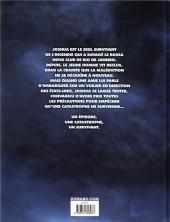 Verso de Seul survivant -3- Rex Antartica