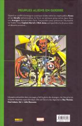 Verso de Best of Marvel -18a2019- Avengers : La Guerre Krees/Skrulls
