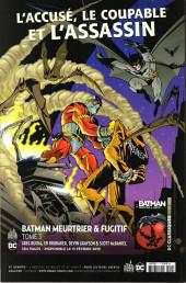 Verso de Batman - Récit Complet (DC Presse) -11- Teen titans : la trahison de beast boy