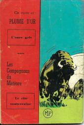 Verso de Plume d'or -9- L'ours gris