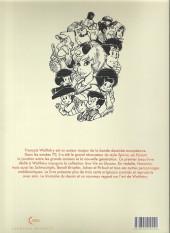 Verso de (AUT) Walthéry - François Walthéry - Une vie en dessins
