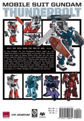 Verso de Mobile Suit Gundam - Thunderbolt -2- Tome 2