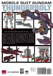 Verso de Mobile Suit Gundam - Thunderbolt -7- Tome 7